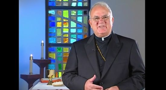 "Robert Lynch is the Catholic bishop of the Diocese of St. Petersburg, Florida. A couple of days ago, he went to his blog to write his thoughts and feelings on the tragedy in Orlando. ""Attacks today on LGBT men and women often plant the seed of contempt, then hatred, which can ultimately lead to violence. Those women and men who were mowed down early yesterday morning were all made in the image and likeness of God. We teach that. We should believe that. We must stand for that.""  We're waiting…"