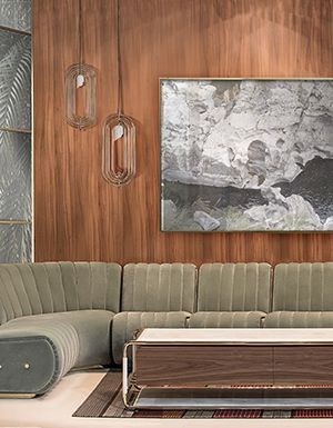 TURNER PENDANT LAMP Discover all projects where DelightFULL is present   www.delightfull.eu #livingroomideas #uniqueblog #modernfloorlamps #contemporarylighting #modernhomedecor #interiordesignideas #interiordesignproject #homedesignideas #midcenturystyle #moderndesign #luxurydecor #uniquelamps