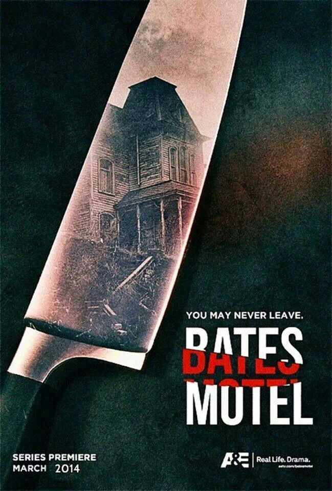 Bates Motel-Once we started watching we couldn't stop can't wait for the new season!