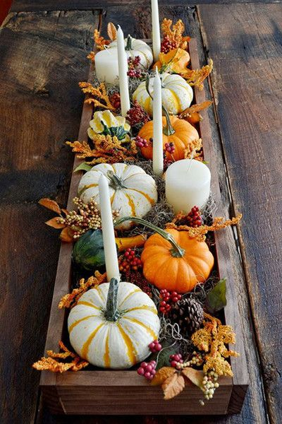 Charcuterie Centerpiece - Thanksgiving Day Tables That Are #Goals - Lonny