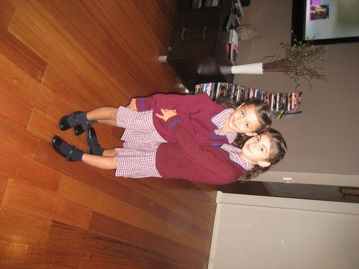 My gorgeous nieces Giuliana & Catia xo