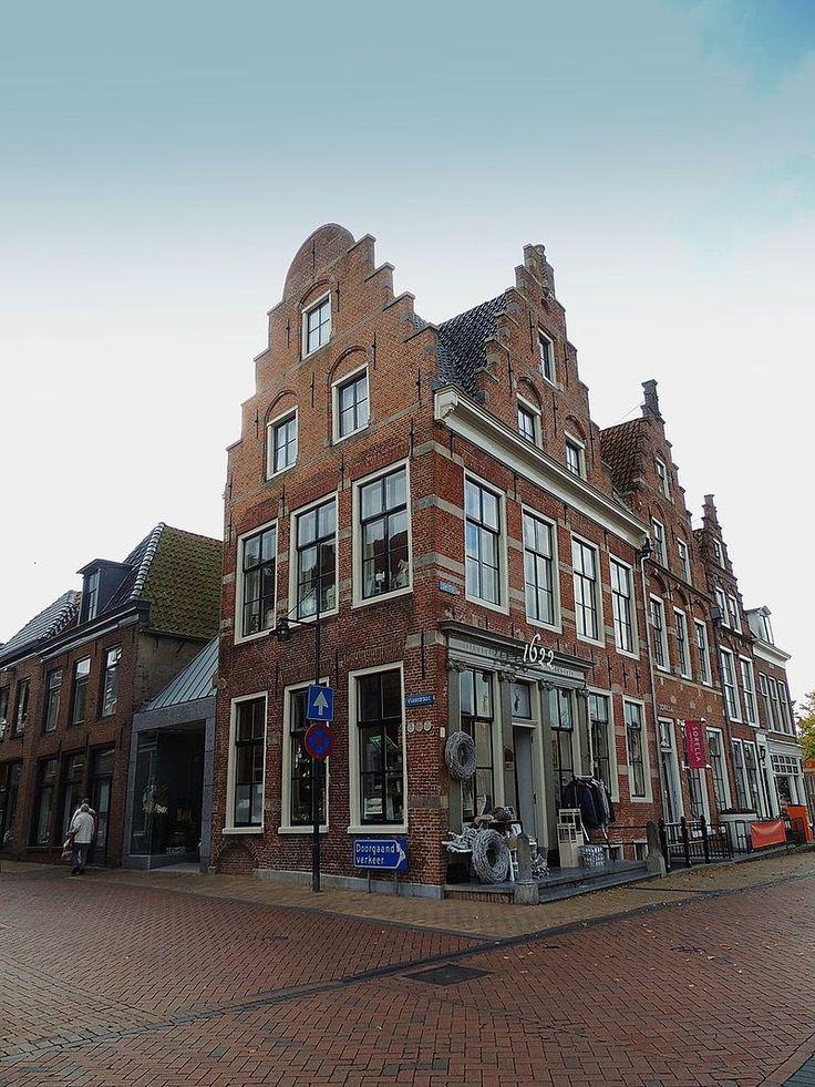 Het Blokhuis, Dokkum, Friesland.
