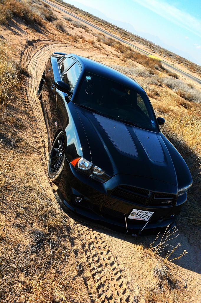 #LifeOnAir with Bryan Dietterich's  2012 Dodge Charger