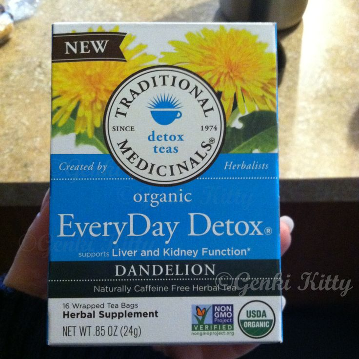 Traditional Medicinals Dandelion Tea Review