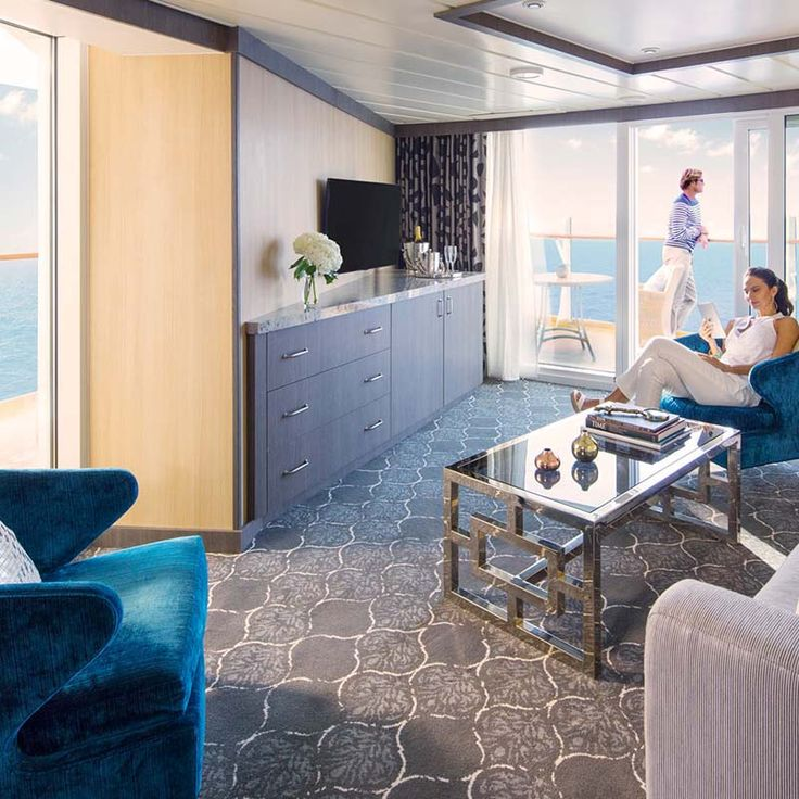 NEW Star Class Suites | Harmony of the Seas by Royal Caribbean, debuts 2016
