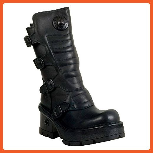 New Rock M.373QX-S1 Women's Motorcycle Boot - Boots for women (*Amazon Partner-Link)