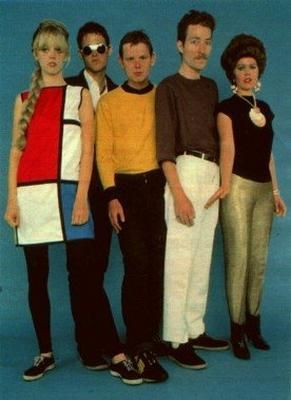 (from left: Cindy Wilson, Keith Strickland, Ricky Wilson, Fred Schneider, Kate Pierson) Not a bad B-52's origin story: The B-52's were formed in 1976 when vocalist Cindy Wilson, her older brother and guitarist Ricky, organist and vocalist Kate Pierson, original drummer and percussionist Keith Strickland and cowbell player, poet and vocalist Fred Schneider played an impromptu musical jam session after sharing a tropical Flaming Volcano drink at a Chinese restaurant in Athens, Georgia. Other…