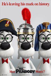 M. Peabody et Sherman: Les Voyages dans le temps (2014) => 16/20, bon oui j'avoue, je suis un grand gamin  ;p