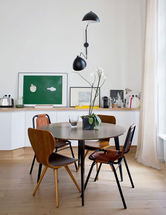 Chaise de salle à manger : Quel modèle choisir selon votre style de ...