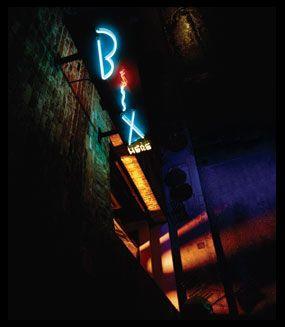 Bix San Francisco,