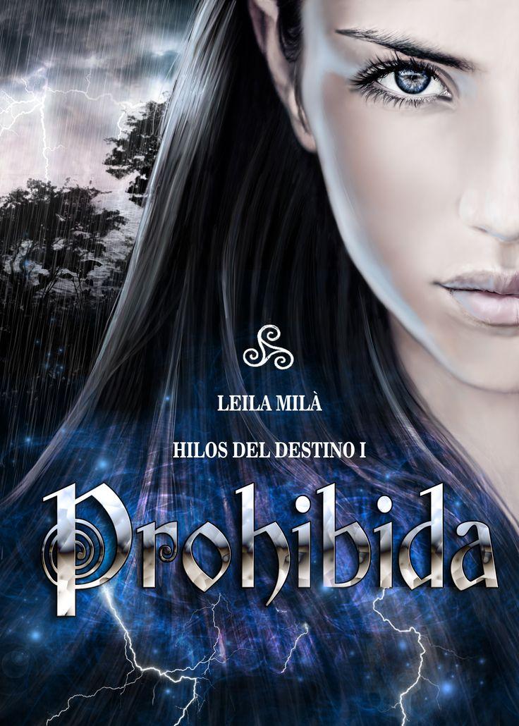 Trilogía Hilos del Destino I - Prohibida, Enxebrebooks (romance paranormal - mitología Nórdica)