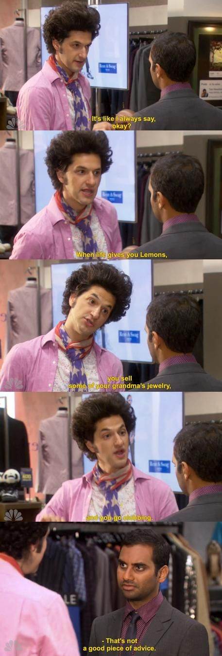 Jean-Ralphio. Parks and Rec