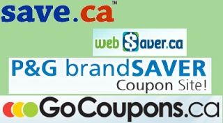 Canadian coupon sites