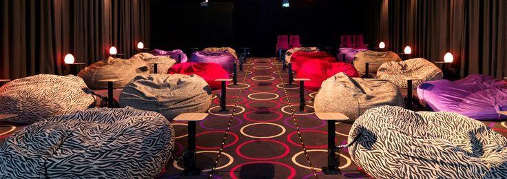 Bean Bag Cinema  #Melbourne #Cinema #Kids #holidayrentals