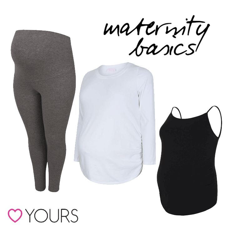 plus size maternity wear • theBiggerBlog