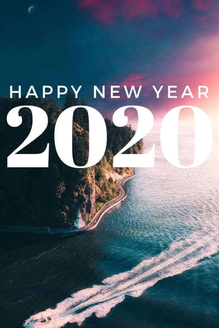 Latest New Year 2020 Wallpapers And Images For Iphone X And Ipad Happy New Year Happy New Year Wallpaper New Year Wallpaper Happy New Year Greetings Messages