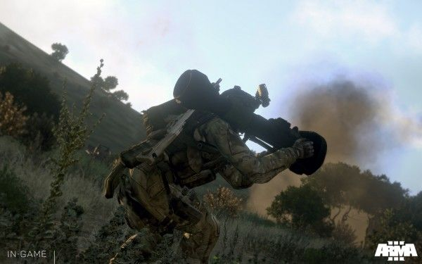 Bohemia Interactive's latest entry to their legendary combat simulator series, ArmA 3, officially entered beta testing yesterday. The beta features the island of Stratis, spanning twenty kilometers squared. The showcase missions has been expanded to eight, several co-op scenarios have been added, the mod tools have been fully implemented, and vehicles have been added to the game.