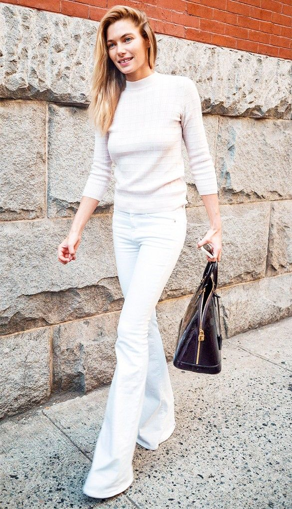 78 Best images about Flares on Pinterest | Trousers Blazers and Pants