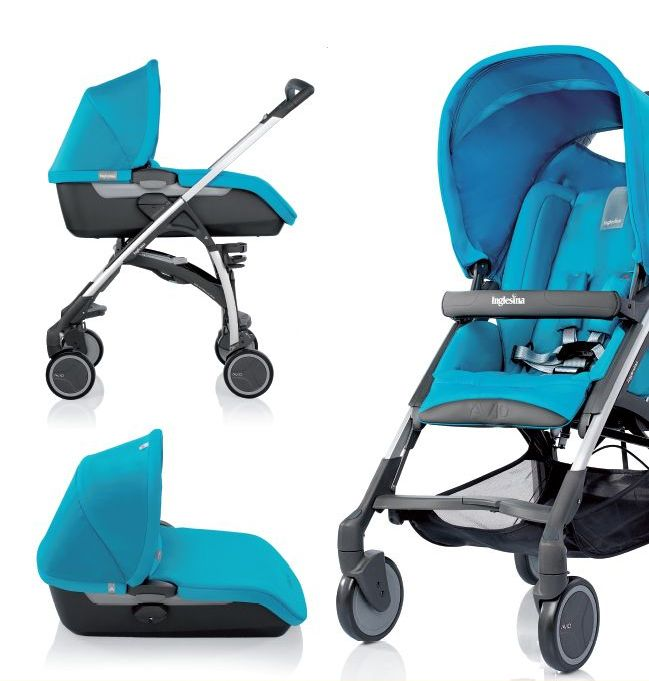 Avio - Stroller, design by Giulio Simeone for Inglesina (2010)