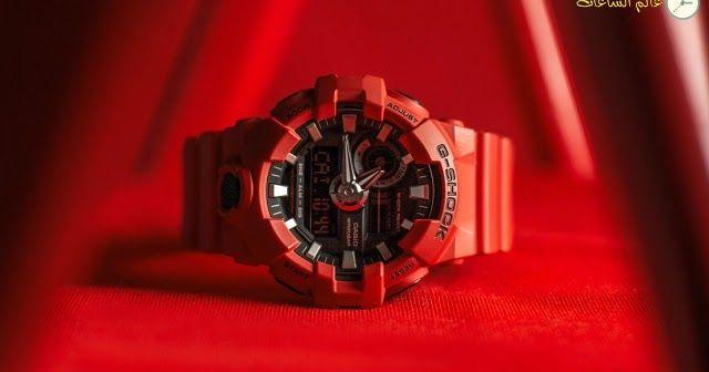 متابعي مدونة عالم الساعات كاسيو تبهر العالم بتشكيلة حديثة من ساعات G Shock التي فاقت إمكانياتها حدود الخيال G Shock Watches Best G Shock Watch Gshock Watch