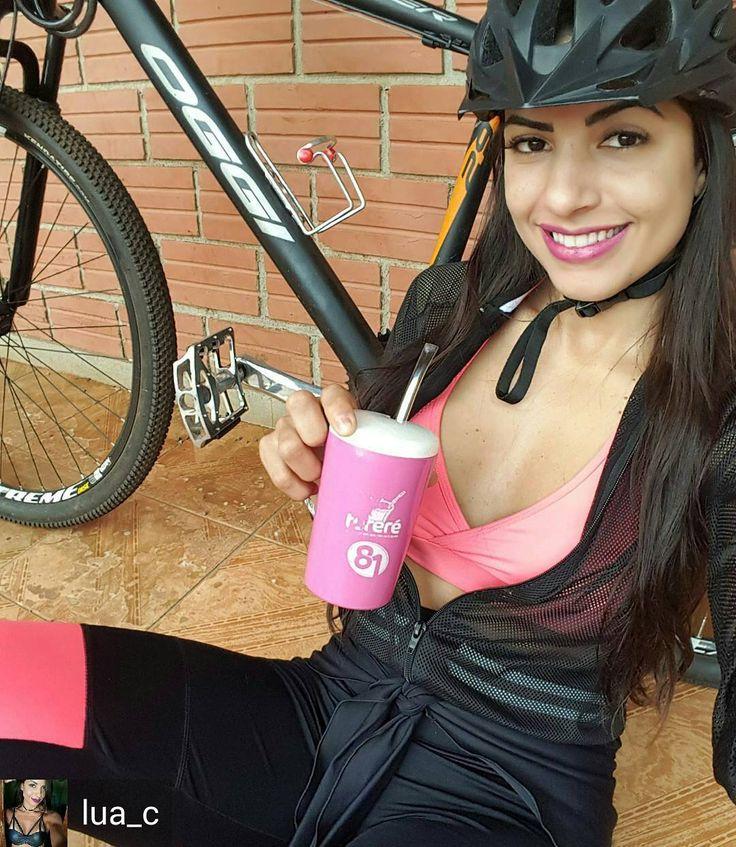 @Regrann from @lua_c -  Aproveitando o último dia de calorzinho pra tomar aquele téres pós pedal. 😎 @ervamate81  #morenadopedal . . . . . . . . . . #terere  #teres #instaterere #instateres #clubedoteres #ervamate81 #pedal #bike #instabike #instacycle #ciclismob#ciclista #mtb #mountainbike #eusouciclista #voudeoggi #oggibikes @oggi_bikes @vou_de_bike_e_salto_alto @mundociclismo #mundodasbikes @women_on_bikes #cyclingphotos #cyclegirl #bikegirl @tererevip @terereclub @terereteam @instaterere…