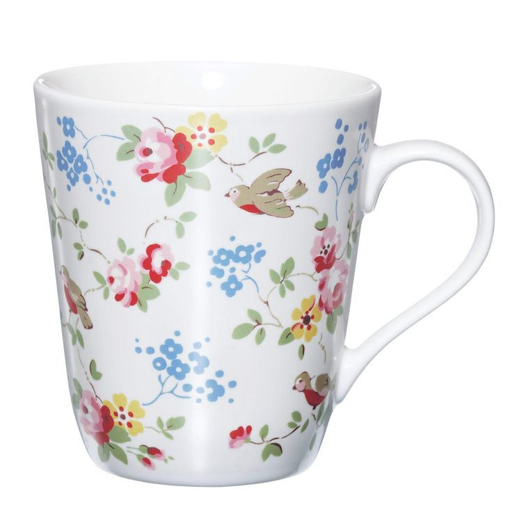 Bird Stanley Mug | Cooking and Dining | CathKidston