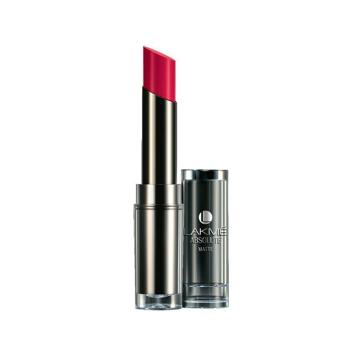 Lakme lipstick lip color Lakme Absolute Matte CL,3.7g, Pink Passion  #lakme
