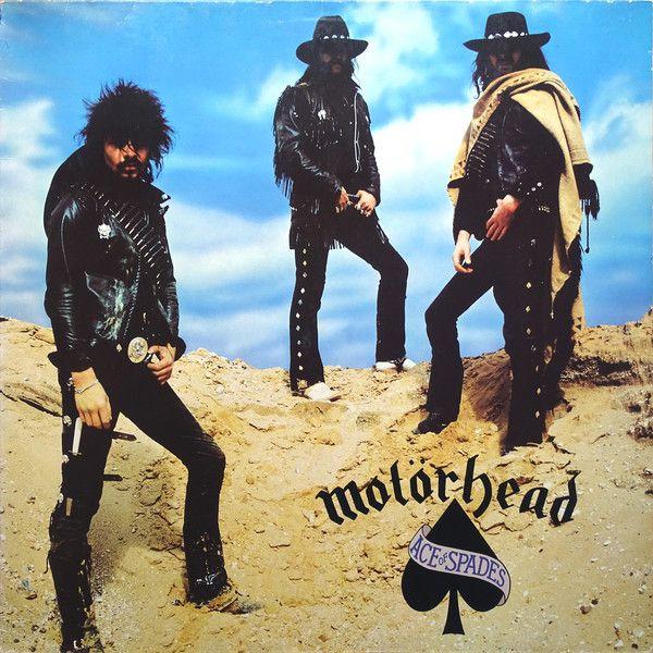 Motörhead - Ace of Spades 1980