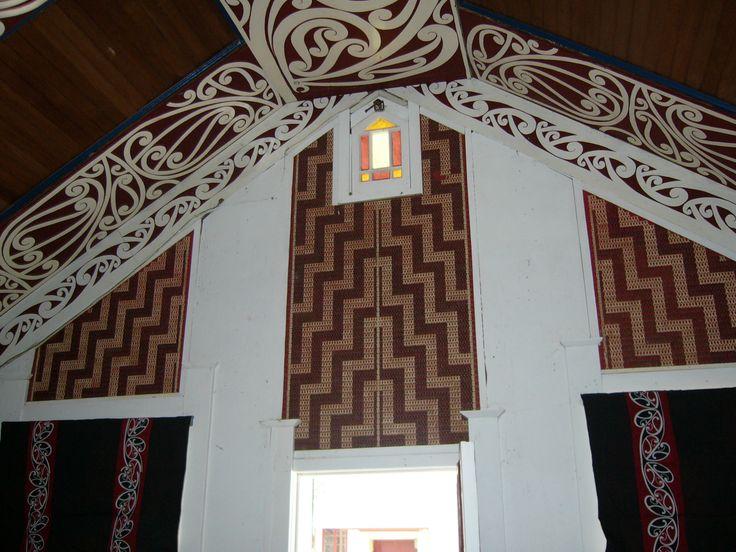 Whakairo in Te Waiherehere
