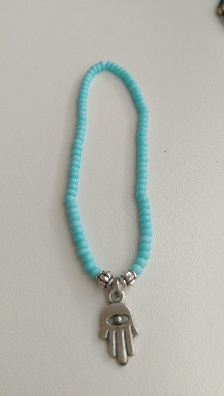Bracelet, ❤ fatima's hand