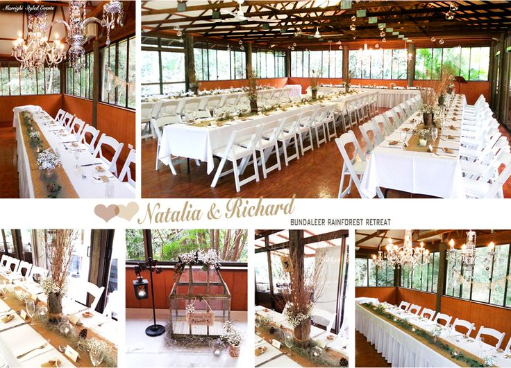 Rainforest Retreat Wedding - Styled by www,marrighi.com.au