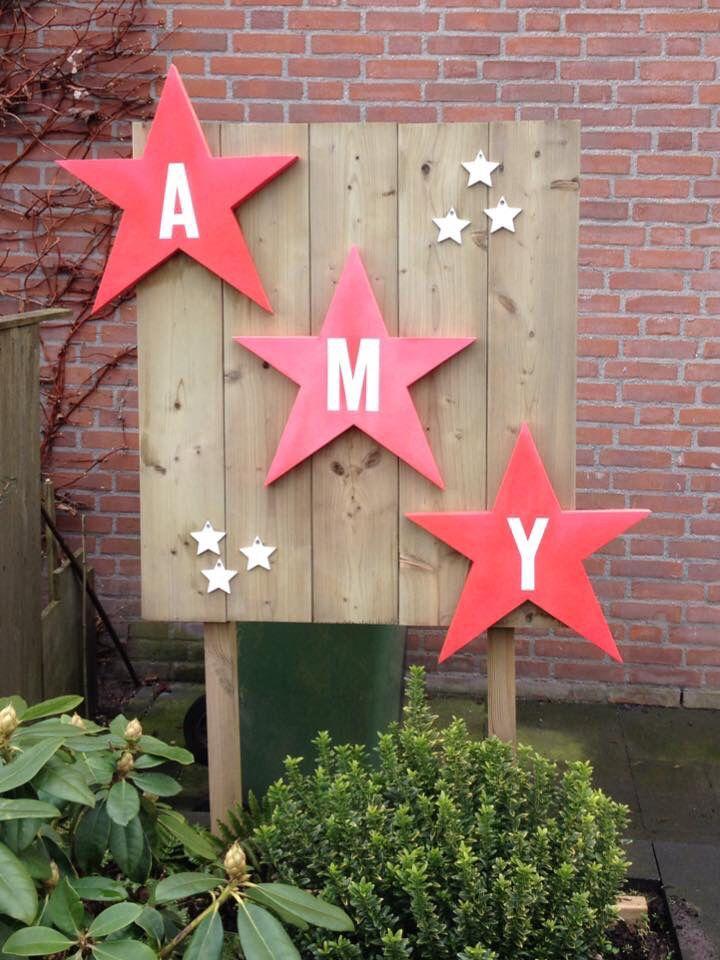 Geboortebord * Amy *