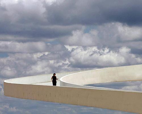 National Museum Brasilia / Oscar Niemeyer [1960]