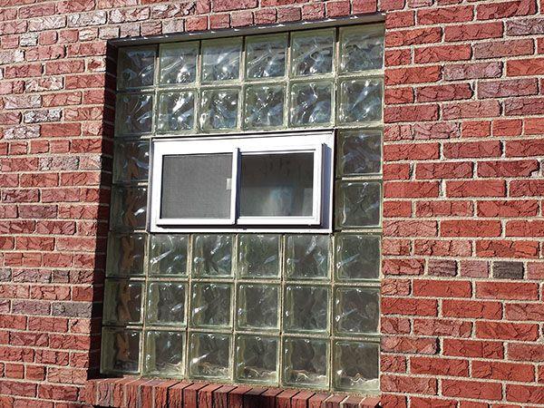 Best Of Block Basement Windows
