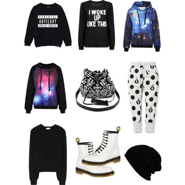 My Cheap Winter Polyvore Shopping List