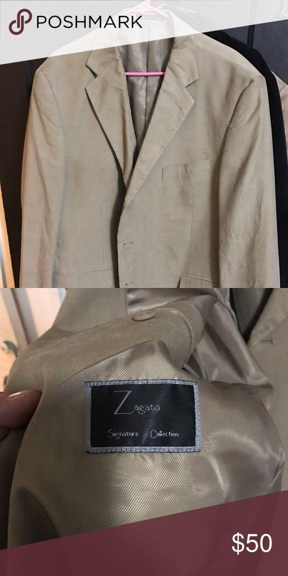 Zegata signature collection blazer Zegato signature collection corduroy blazer. Like new. $25 zegato signature collection  Suits & Blazers Sport Coats & Blazers