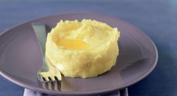 Purée de pommes de terre maisonVoir la recette de la Purée de pommes de terre maison >>