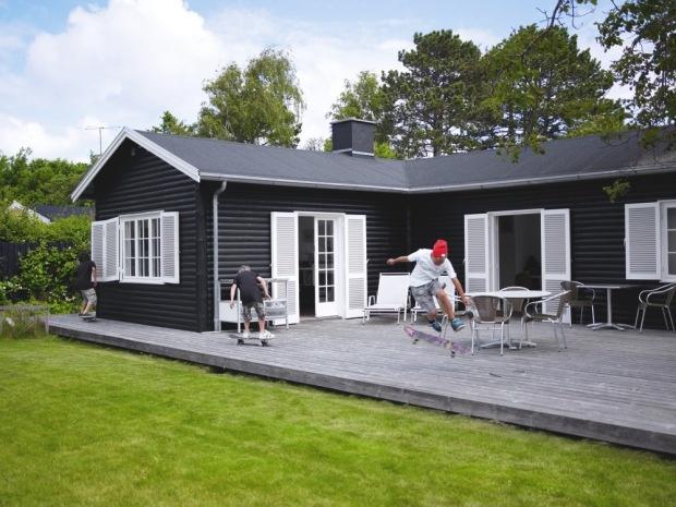 Danish Summer House: Så lækkert kan man indrette et sommerhus - Boligmagasinet.dk