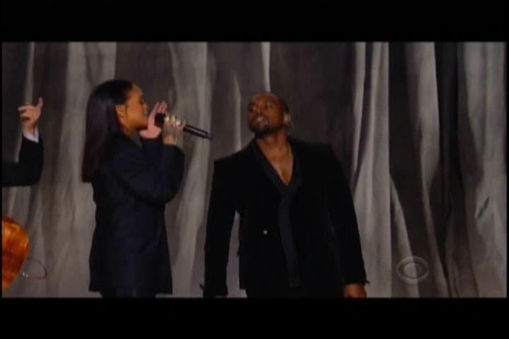 Presentación De Paul McCartney, Rihanna Y Kanye West En Los Grammys #Video
