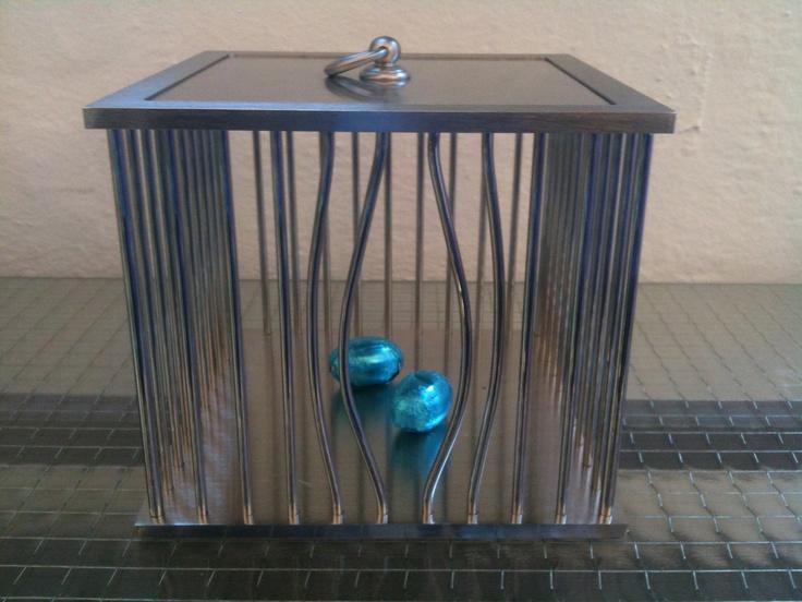 The small cage, the great escape #fuorisalone #milano #design