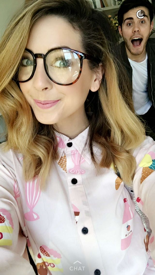 Zoella beauty  Alfie deyes