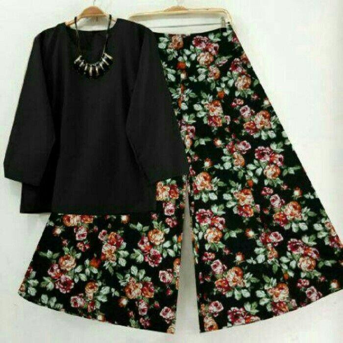 St kulot Zara aster, matt kulot rami printing baju baroteli polos ukuran baju LD 110 pb 67 , kulot lebar pinggang 80-100cm pj 97cm, rp.138rb  Informasi dan pemesanan hubungi kami SMS/WA 08129936504 atau www.ummigallery.com  Happy shopping   #jilbab #jilbabbaru #jilbabpesta #jilbabmodern #jilbabsyari #jilbabmurah #jilbabonline #hijab #Kerudung #jilbabinstan #Khimar #jilbabterbaru #jilbab2017 #jilbabkeren #jilbabmodis #bajumuslim #gamis #syari #maxidress #maxi #atasanwanita #atasanmuslim