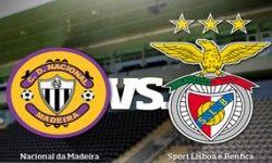 O Benfica ganhou por 4-1 ao Nacional da Madeira na 17ª jornada do campeonato português, jogo que se realizou no dia 11 de Janeiro de 2016, no estádio da Choupana.