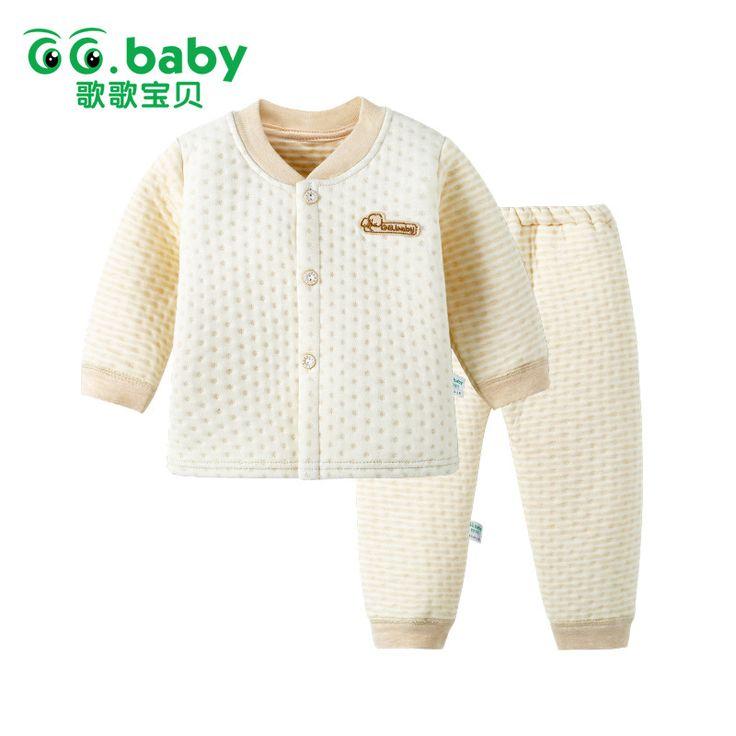 Animal New 2 pieces Set Cotton Autumn Winter Baby Clothing Set Bebes Suit Warm Tops Pants Infant Newborn Girl Boy Clothes Sets