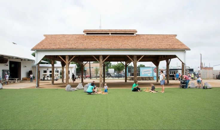 Barn Raising   Magnolia Market   Magnolia Silos   Chip & Joanna Gaines   Waco, Texas