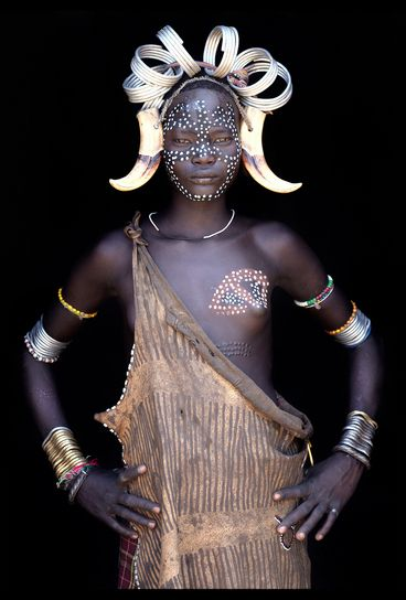 Ethiopia, Omo Valley. Photo by John Kenny