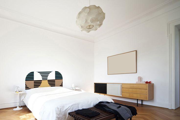 Budget find: zelfklevende hoofdborden met Scandinavisch design Roomed | roomed.nl