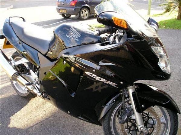 Bonzos 2005 Honda Blackbird