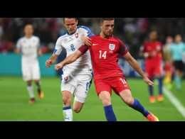 EURO 2016 : Angleterre / Slovaquie (0 : 0)