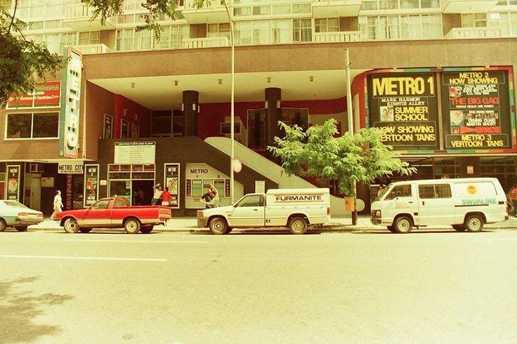 Hillbrow, Metro Movie Theater.